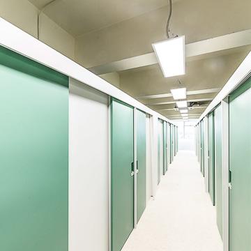 柴灣5D迷你倉-2.4米走廊
